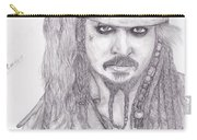 Jack Sparrow Carry-all Pouch
