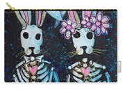 Jackalope Love Carry-all Pouch