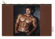 Jacked Testo Carry-all Pouch