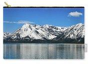 Jackson Lake Teton Panorama Carry-all Pouch