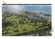 Jackson Park Golf Course In Chicago Aerial Photo Carry-all Pouch