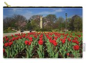 Jackson Park Spring Tulips 2 Carry-all Pouch