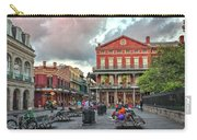 Jackson Square Evening Carry-all Pouch