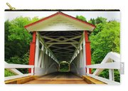 Jackson's Mill Covered Bridge Carry-all Pouch