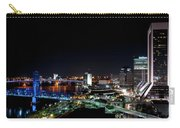Jacksonville Fl At Night Carry-all Pouch