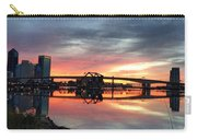 Jacksonville Sunrise Carry-all Pouch