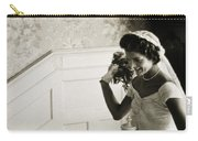 Jacqueline Kennedy Carry-all Pouch by Granger