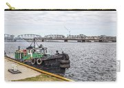 Jacquelyn Nicole Tug Sturgeon Bay Carry-all Pouch