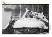 Jacques Cousteau (1910-1997) Carry-all Pouch