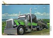 Jade Transport Peterbilt Carry-all Pouch