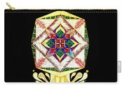 Jaded Flower Carry-all Pouch