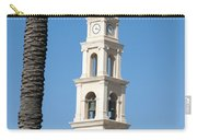 Jaffa, St Peter Church And Monastery Carry-all Pouch