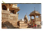 Jagdish Hindu Temple, Udaipur Carry-all Pouch