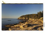 Jagged Coast Of Maine Carry-all Pouch