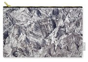 Jagged Glacier Carry-all Pouch