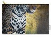 Jaguar At Rest Carry-all Pouch