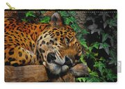 Jaguar Relaxing Carry-all Pouch