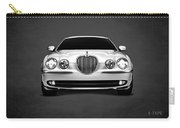 Jaguar S Type Carry-all Pouch by Mark Rogan