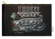 Jaguar V12 Twr Engine Carry-all Pouch