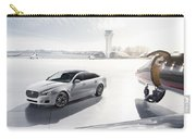 Jaguar Xj Ultimate 2013 Carry-all Pouch
