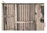 Jail House Interior Carry-all Pouch