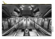 Jamaica Center Subway Station, Queens New York Carry-all Pouch