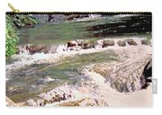 Jamaica Rushing Water Carry-all Pouch
