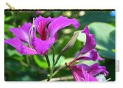 Jamaican Bloom Photograph   Carry-all Pouch