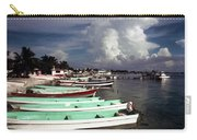 Jamaican Fishing Boats Carry-all Pouch
