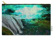 Jamaican Waterfall Carry-all Pouch
