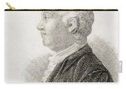 James Bruce, 1730 To 1794. Scottish Carry-all Pouch