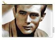 James Dean, Actor Carry-all Pouch