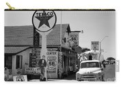 James Dean On Route 66 Carry-all Pouch