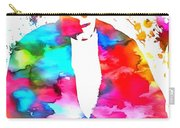 James Dean Watercolor Carry-all Pouch