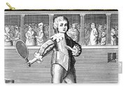 James II (1633-1701) Carry-all Pouch