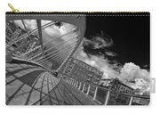 James Joyce Bridge 2 Bw Carry-all Pouch