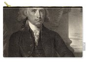 James Madison - Fourth President Of The United States Of America Carry-all Pouch by International  Images