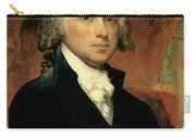 James Madison Carry-all Pouch by American School