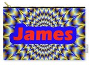 James Carry-all Pouch