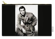 James Stewart, Hollywood Legend By John Springfield Carry-all Pouch