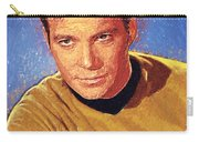 James T. Kirk Carry-all Pouch