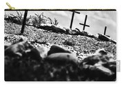 Jamestown Cemetery Carry-all Pouch