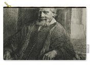 Jan Lutma, The Elder, Goldsmith And Sculptor Carry-all Pouch