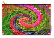 Janca Colors Panel Abstract # 5212 Wtw7abc Carry-all Pouch