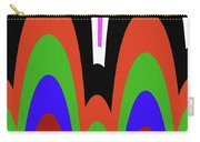 Jancart Drawing Abstract #8455pc Carry-all Pouch