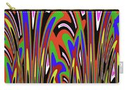 Jancart Drawing Abstract #8455wspc Carry-all Pouch