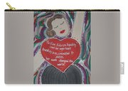 Jane Addams Carry-all Pouch