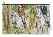 Jane Austen: Illustration Carry-all Pouch