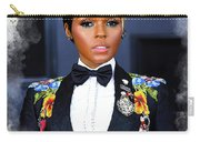 Janelle Monae Carry-all Pouch