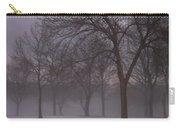 January Fog 4 Carry-all Pouch